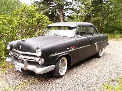 Ford customline 1952 photo - 5