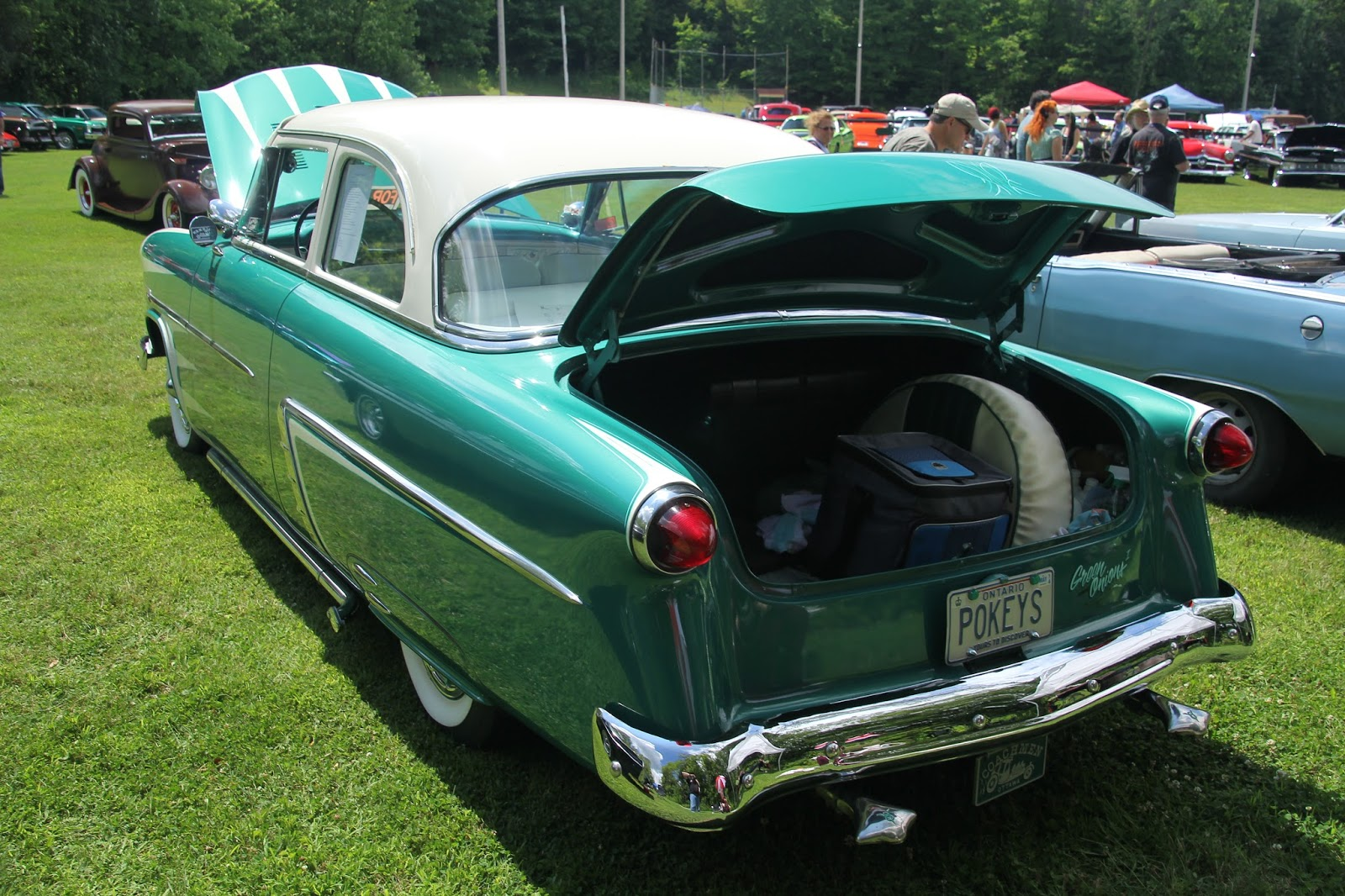 Ford customline 1952 photo - 8