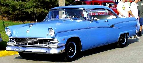 Ford customline 1956 photo - 7