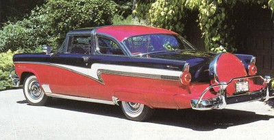 Ford customline 1956 photo - 8