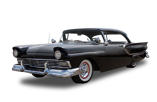 Ford customline 1957 photo - 1