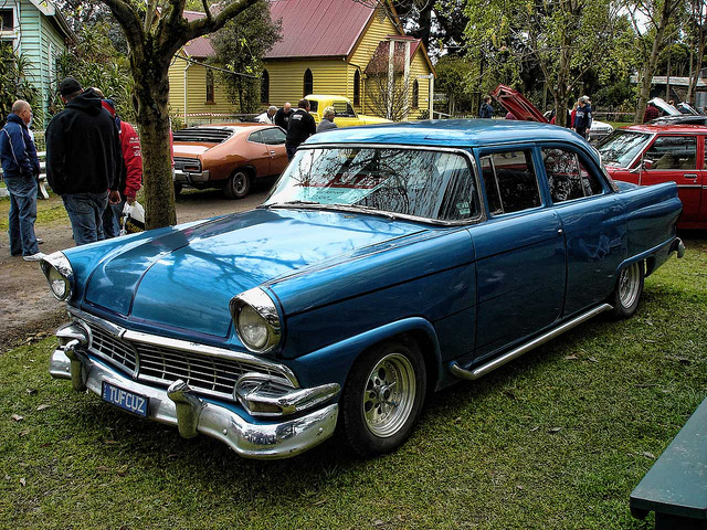 Ford customline 1957 photo - 10