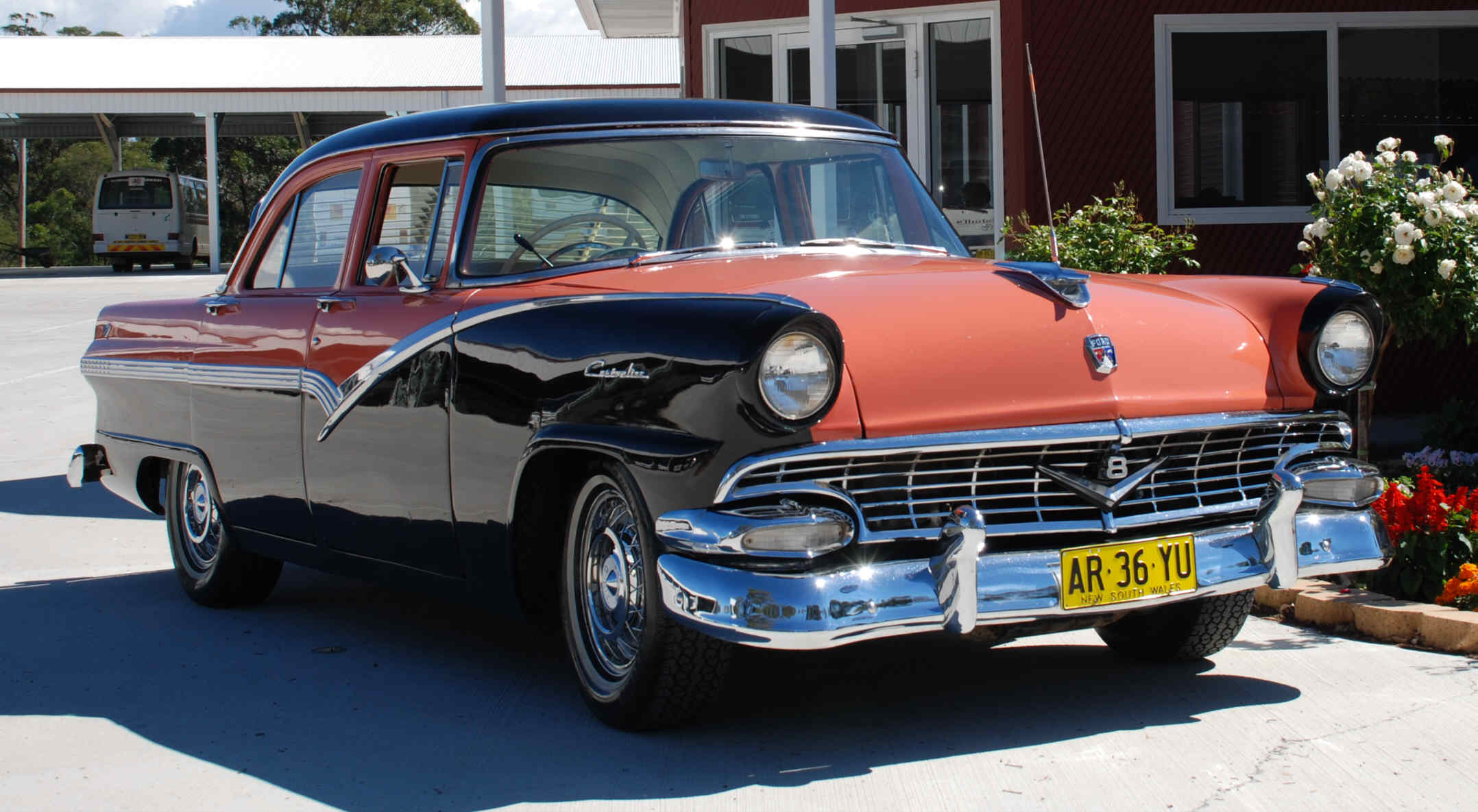 Ford customline 1957 photo - 2