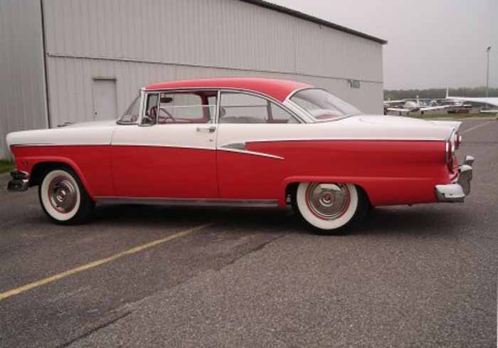 Ford customline 1957 photo - 3