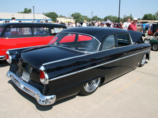 Ford customline 1957 photo - 9