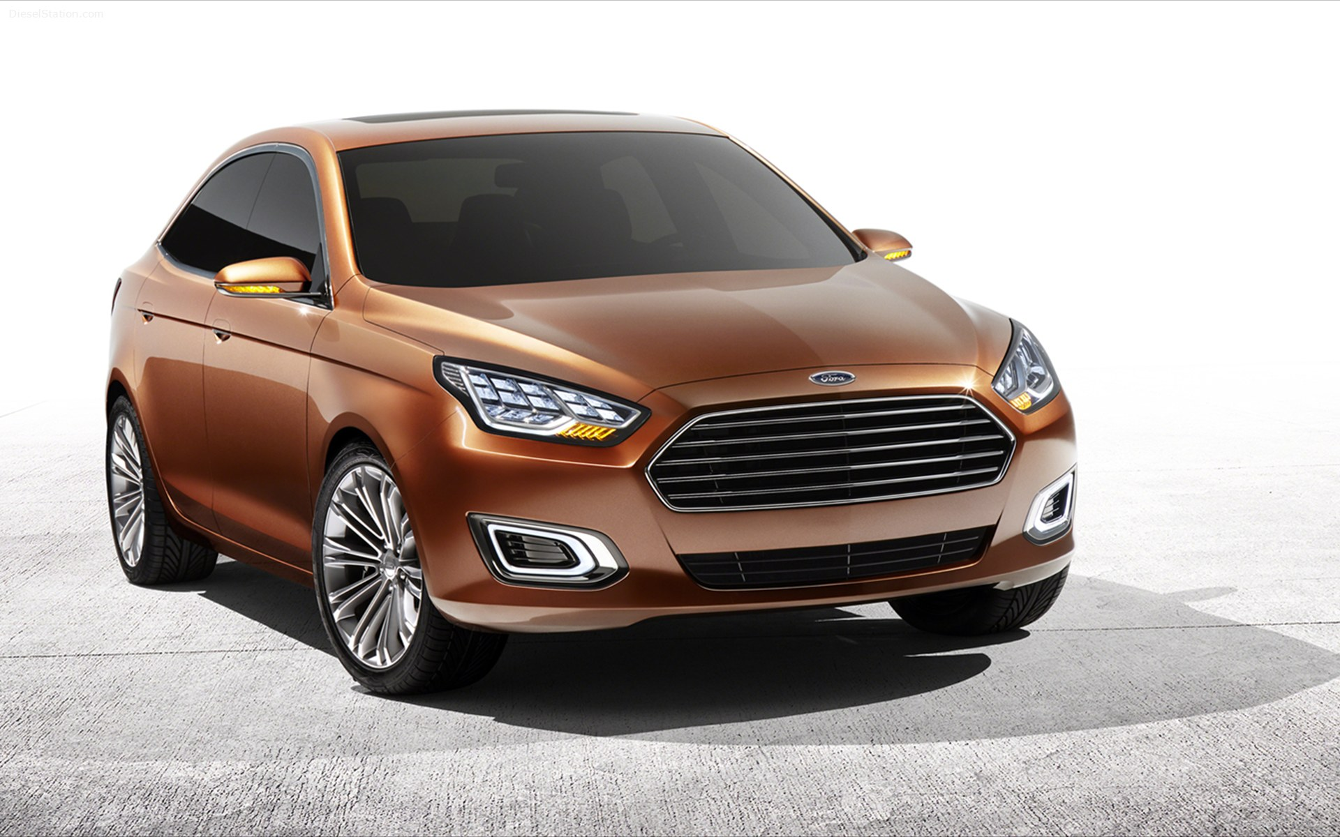 Ford Diesel 2014 photo - 8