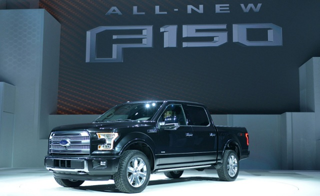 Ford diesel 2015 photo - 1