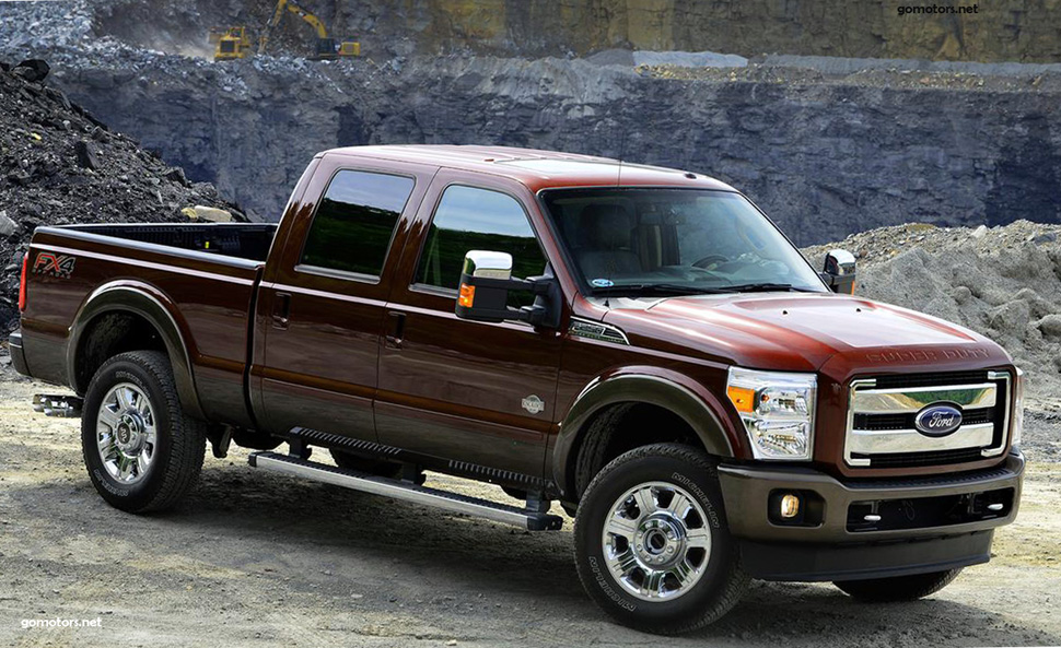 Ford diesel 2015 photo - 4