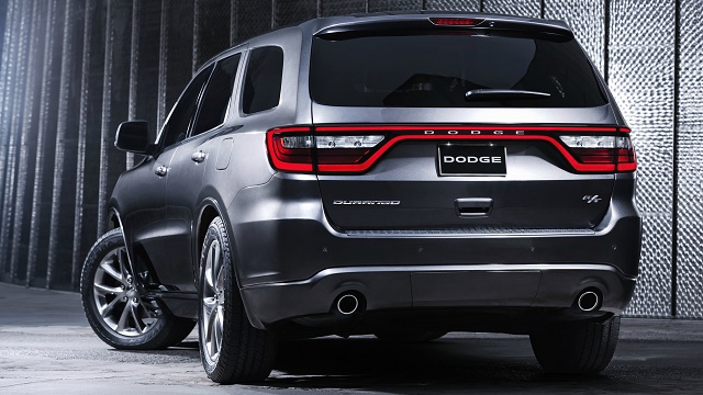 Ford durango 2015 photo - 3