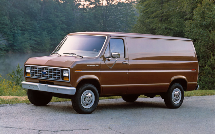 Ford Econoline 1986 Review Amazing Pictures And Images