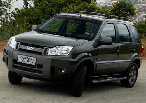Ford ecosport 2003 photo - 3