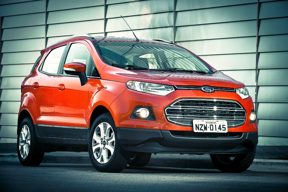 Ford ecosport 2003 photo - 4