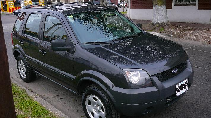 Ford ecosport 2005 photo - 2