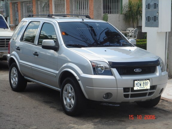 Ford ecosport 2005 photo - 3