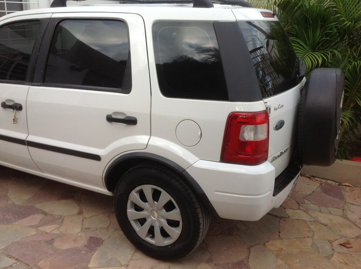 Ford ecosport 2005 photo - 5
