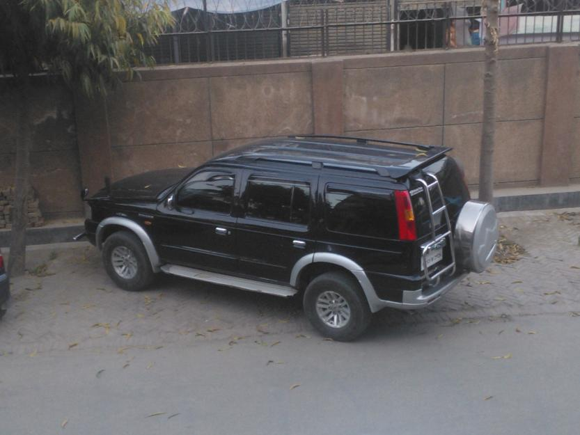Ford endeavour 2006 photo - 10