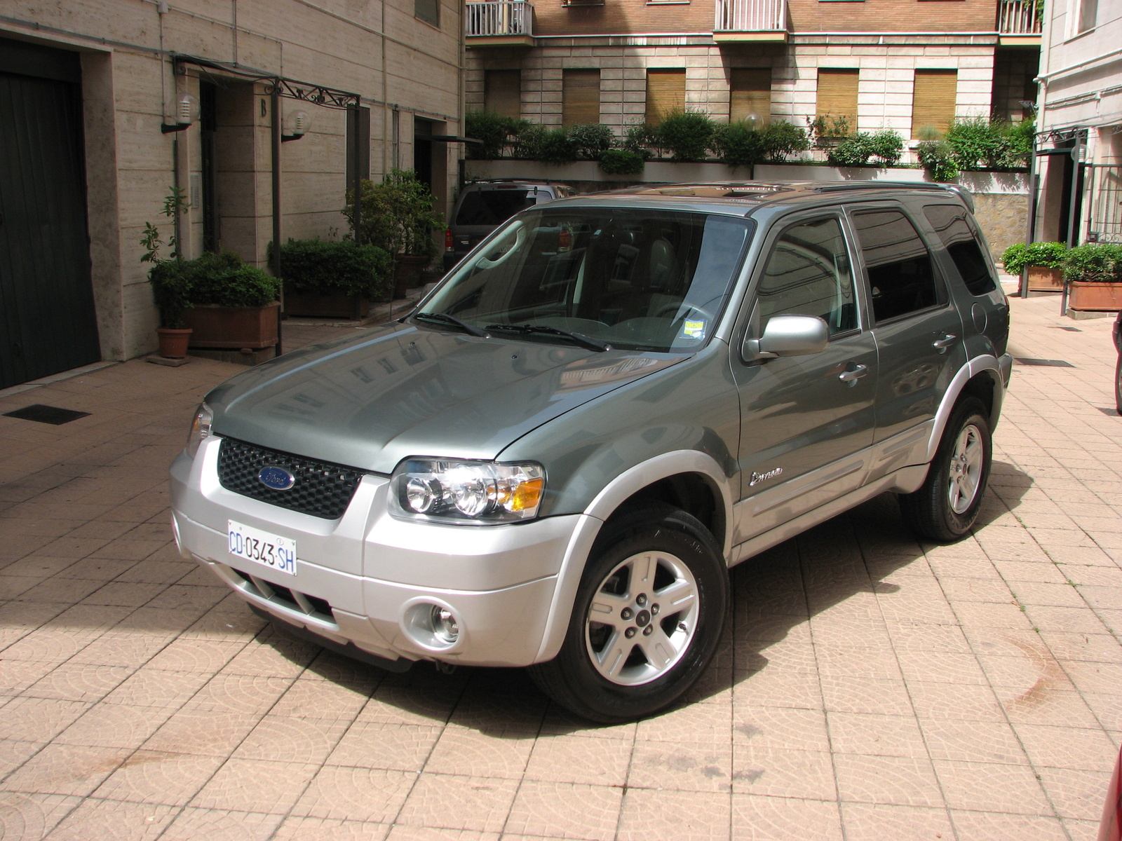 Ford endeavour 2006 photo - 3