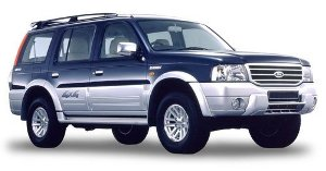 Ford endeavour 2006 photo - 6