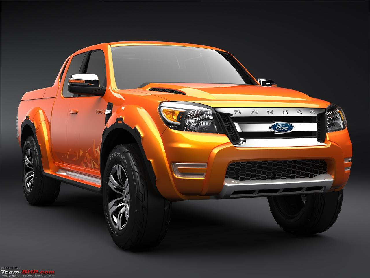 Ford endeavour 2007 photo - 3