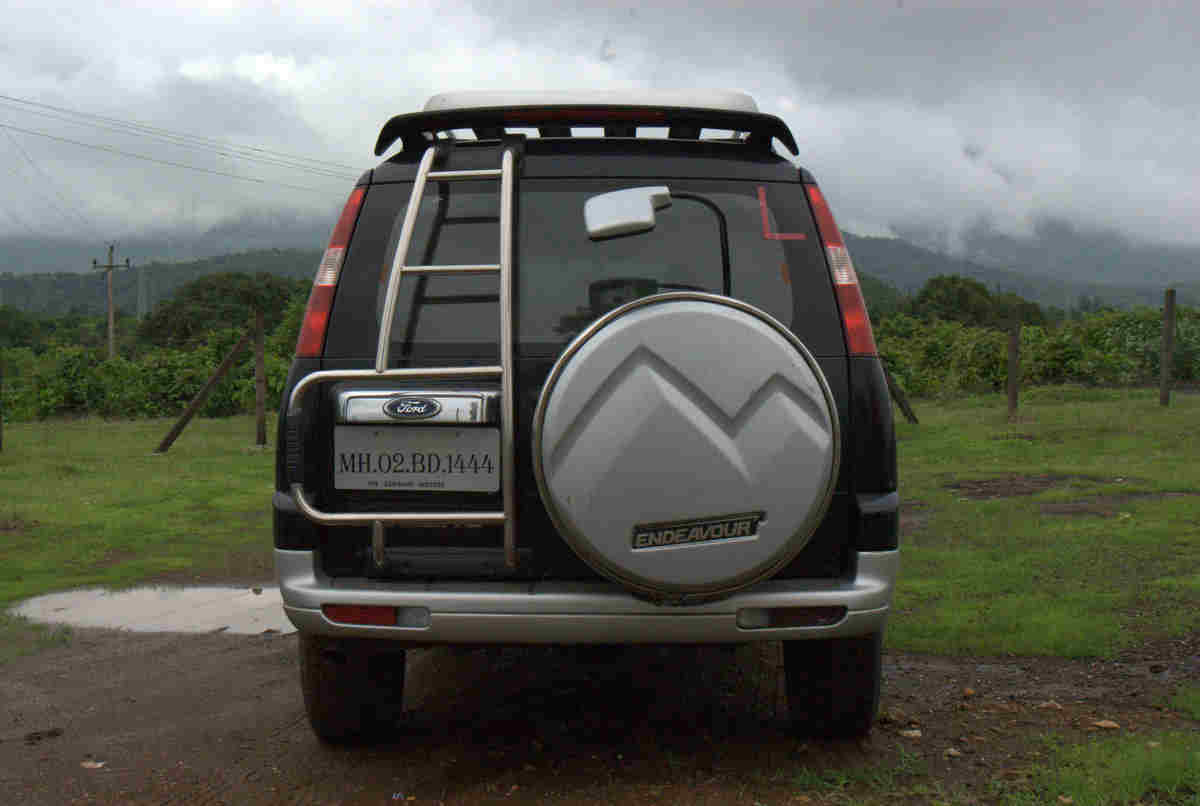 Ford endeavour 2007 photo - 5