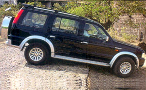 Ford endeavour 2007 photo - 7