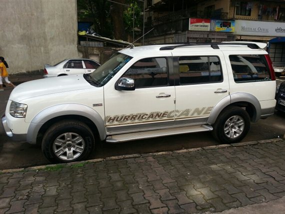Ford endeavour 2009 photo - 10
