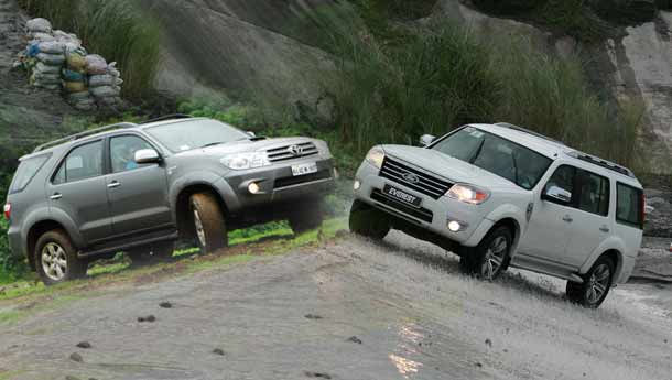 Ford endeavour 2009 photo - 3