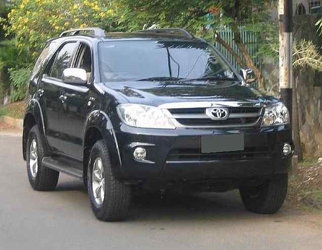Ford endeavour 2009 photo - 5