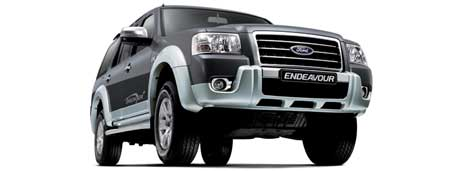 Ford endeavour 2009 photo - 8