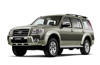 Ford endeavour 2011 photo - 1