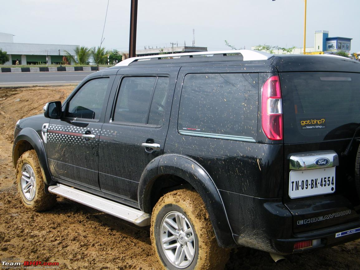 Ford endeavour 2011 photo - 5