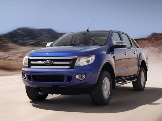 Ford endeavour 2013 photo - 4