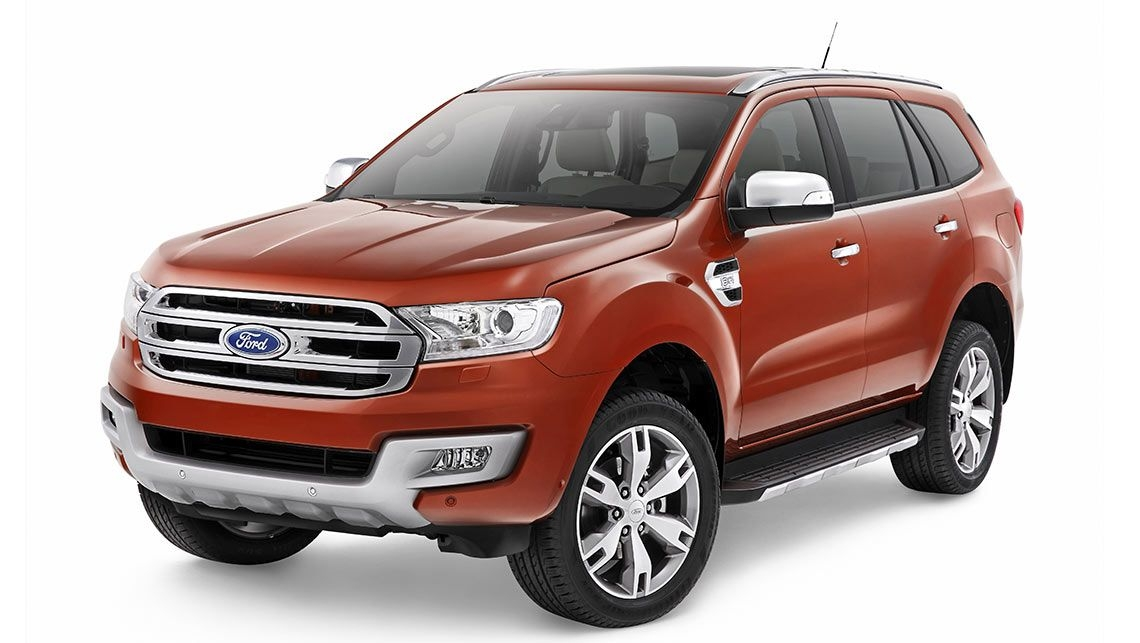 Ford endeavour 2015 photo - 2