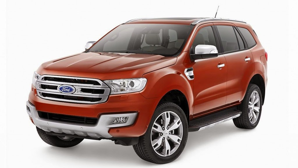 Ford endeavour 2015 photo - 4