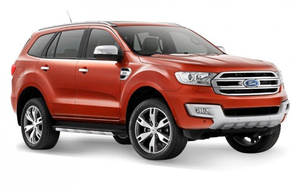 Ford endeavour 2015 photo - 8