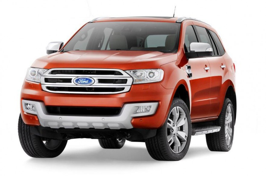 Ford endeavour 2015 photo - 9