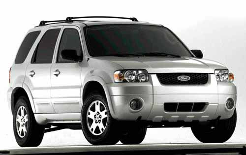 Ford escape 2000 photo - 2