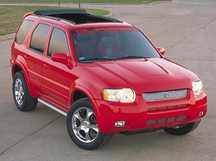 Ford escape 2000 photo - 3