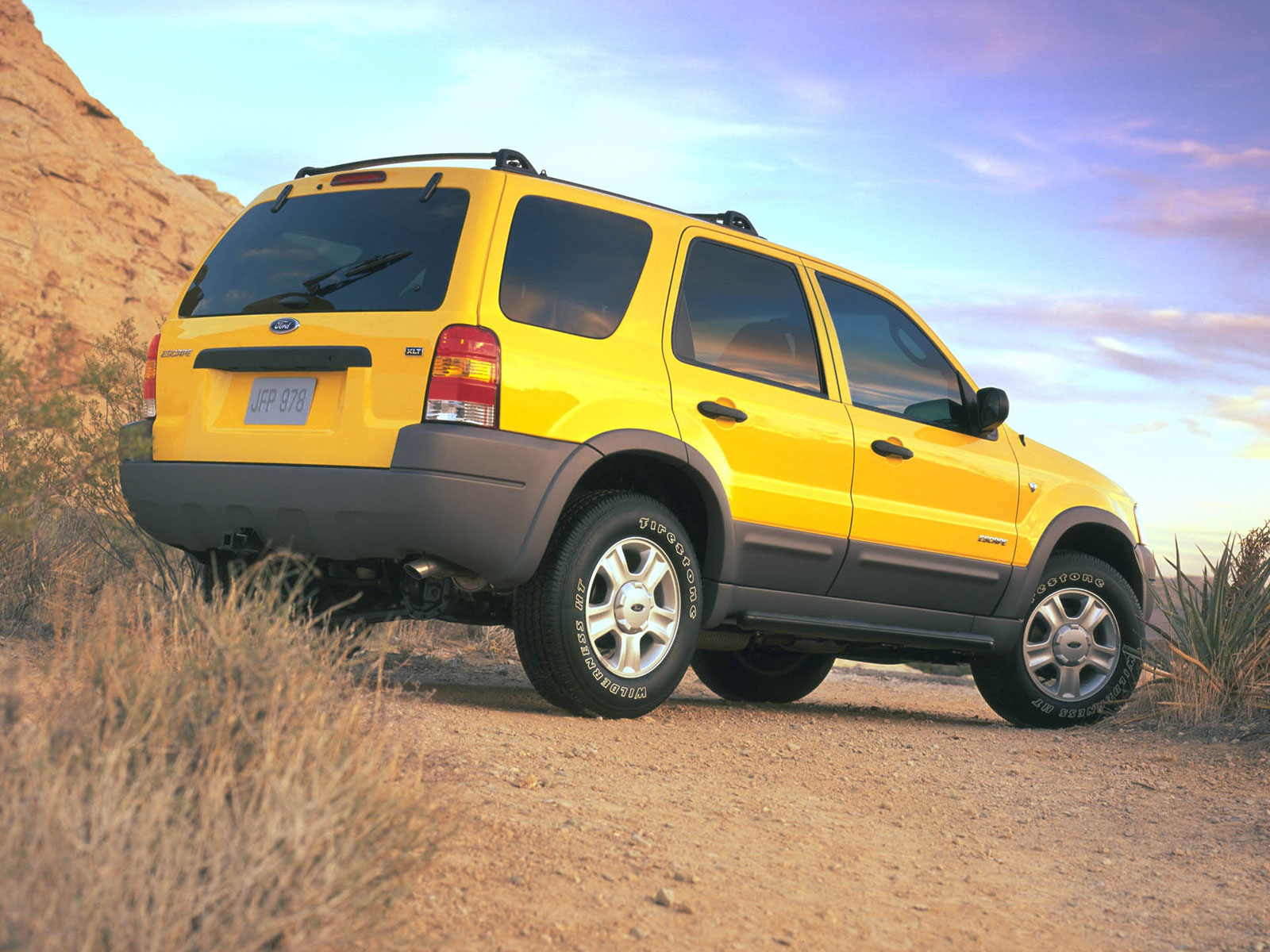 Ford escape 2000 photo - 7