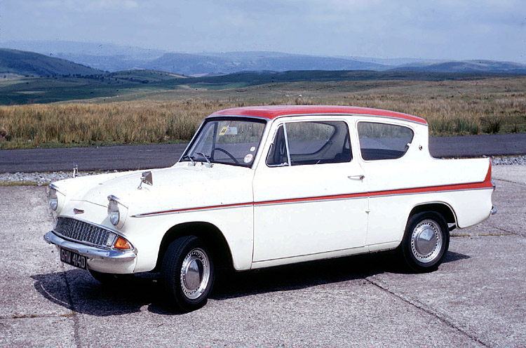 Ford escort 1965 photo - 3