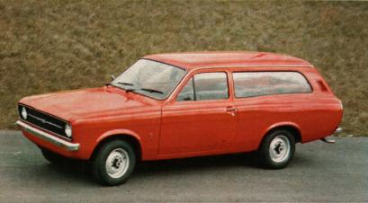 Ford Escort 1976 photo - 5