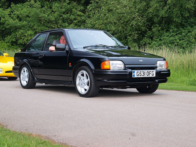 Ford Escort 1989: Review, Amazing Pictures and Images ...