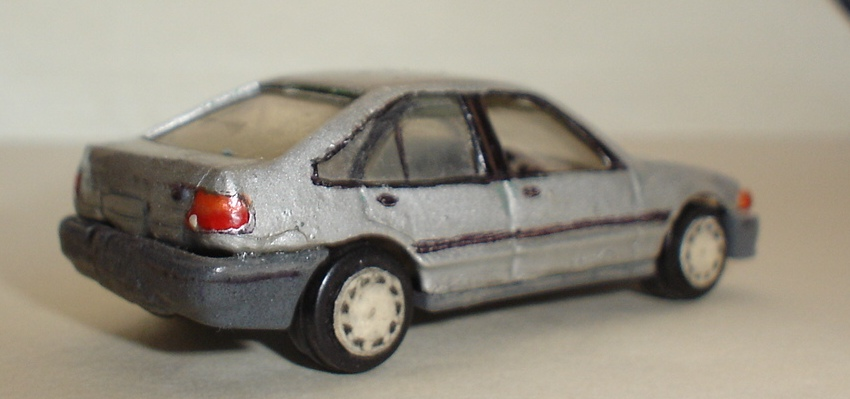 Ford Escort 1991 Review Amazing Pictures And Images