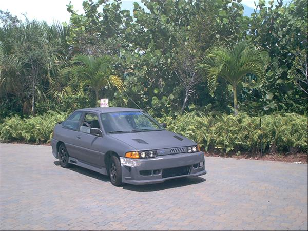 Ford escort 1994 photo - 5