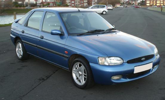 Ford escort 2005 photo - 1
