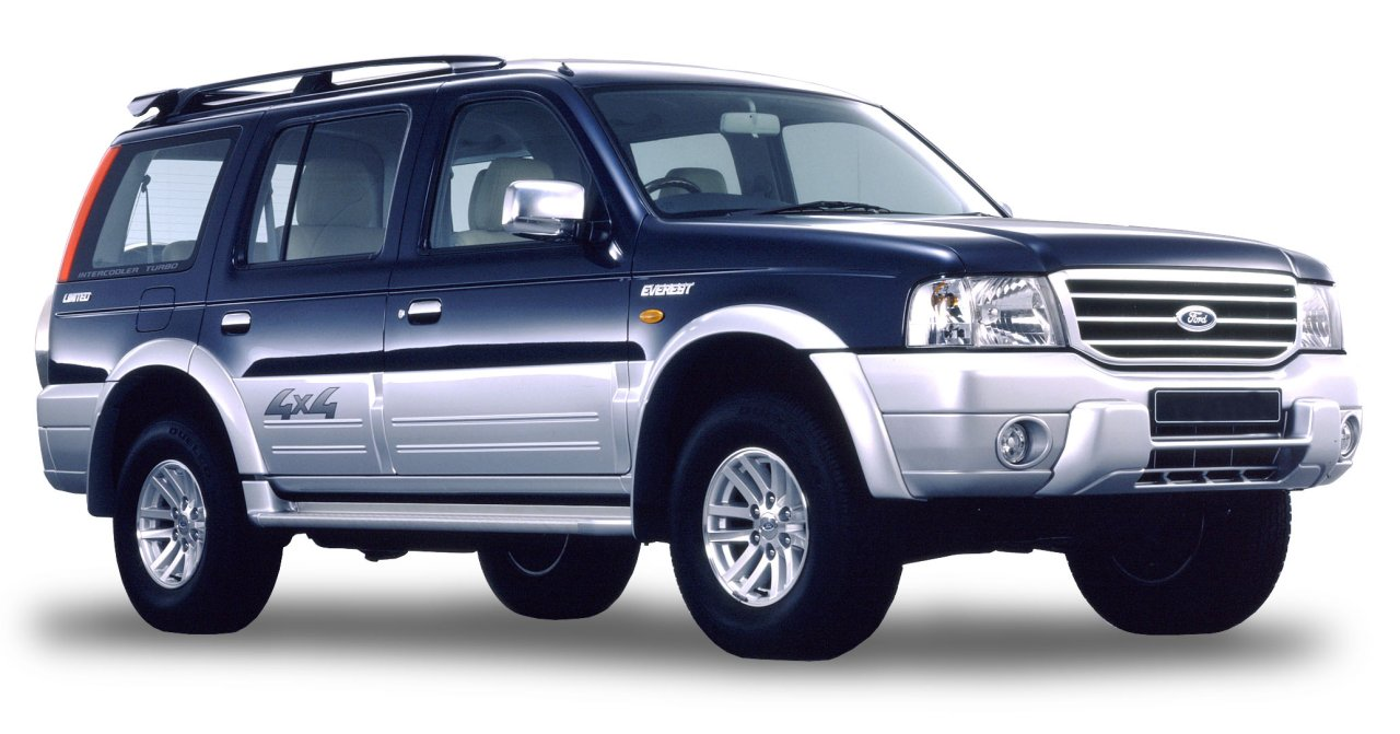 Ford everest 2000 photo - 1