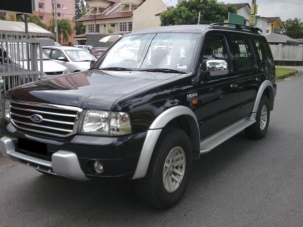 Ford everest 2000 photo - 8