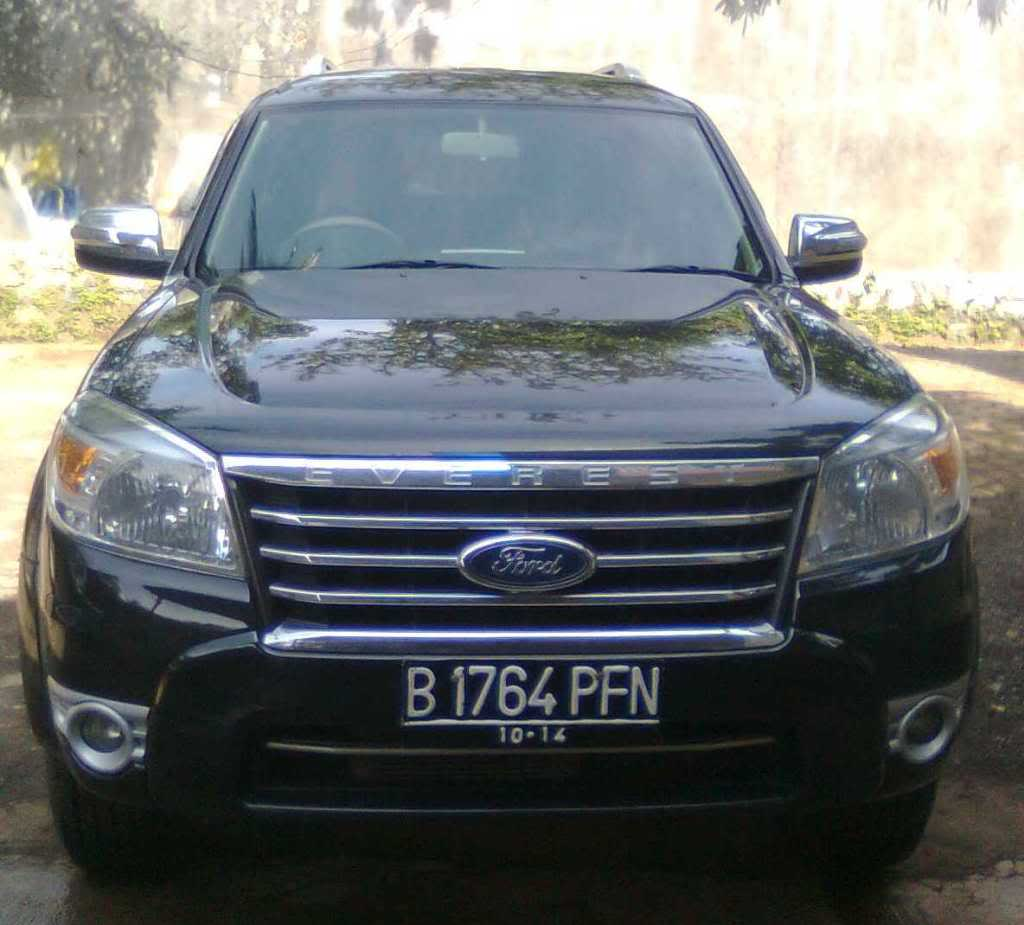 Ford everest 2002 photo 8