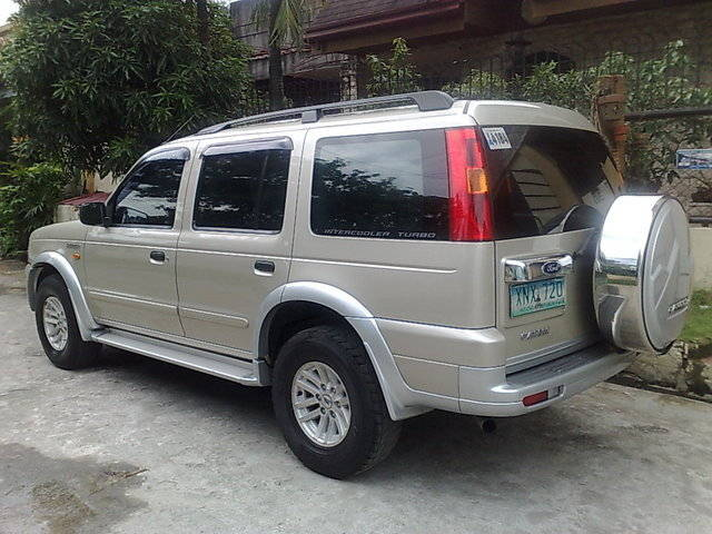 Ford everest 2004 photo - 4
