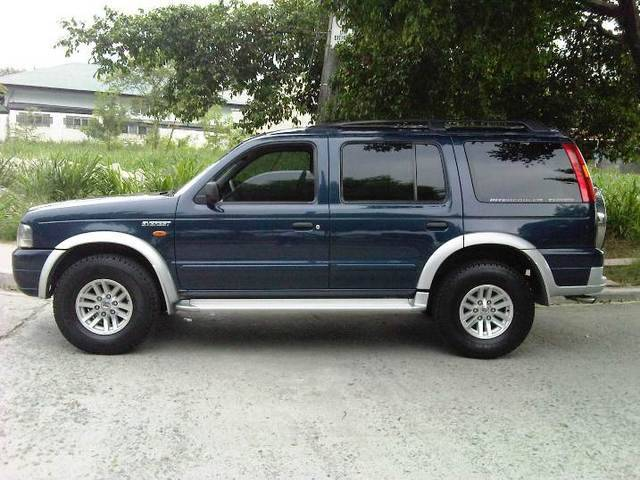 Ford everest 2004 photo - 7